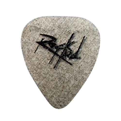 Solid Diamond Guitar Pick