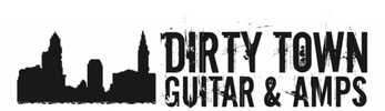 Dirty Town Guitar and Amps Website